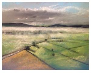 Mist over Yorkshire